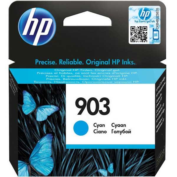 Mực in HP 903 Cyan Original Ink Cartridge (T6L87AE)