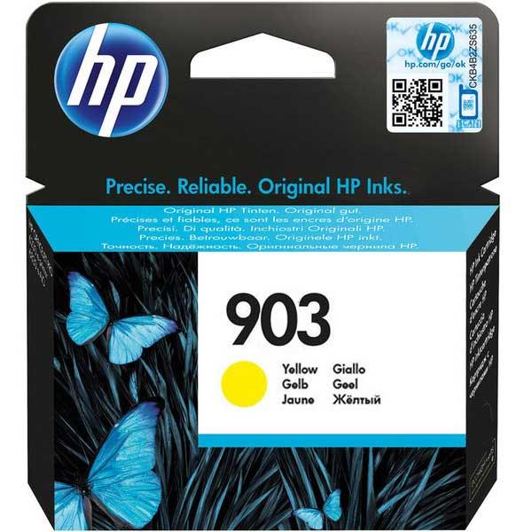 Mực in HP 903 Yellow Original Ink Cartridge (T6L95AE  )