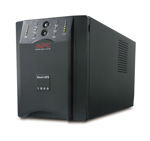 APC Smart UPS 1500VA (Part SUA1500I)