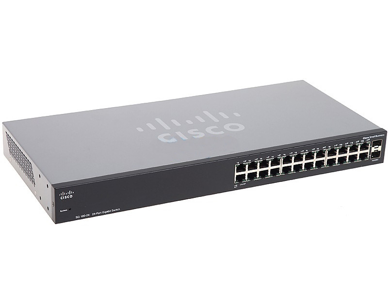Cisco SR2024  Rack Switch, 24 Port Gigabit