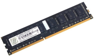 DDR3 4GB (1333) G.Skill F3-10600CL9S-4GBNT