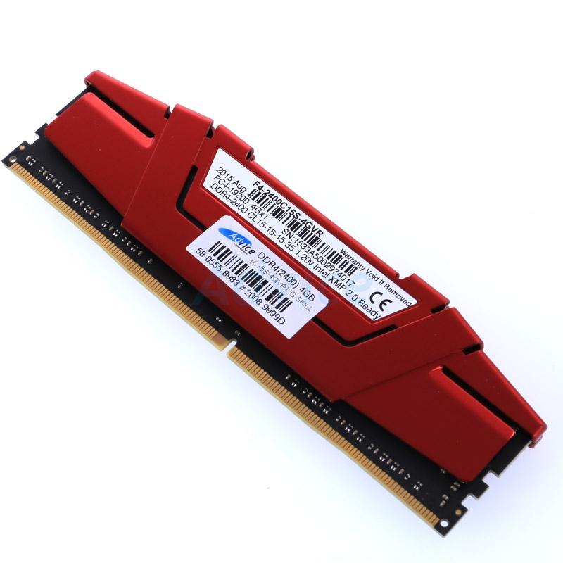 DDR4 4GB (2400) G.Skill  F4-2400C15S-4GVR