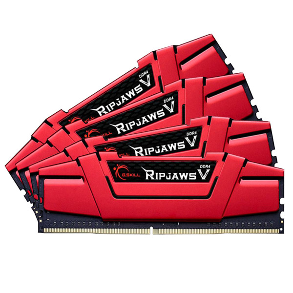 DDR4 4x8GB (3200) G.Skill F4-3200C15Q-32GVR