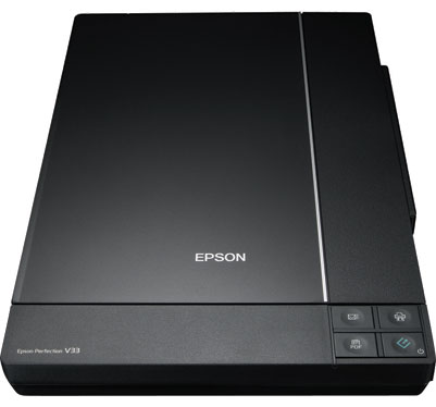 Epson Perfection V33 Scanner