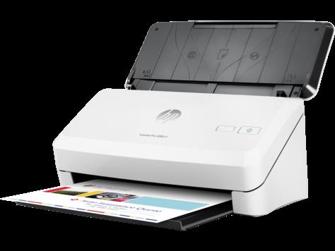 HP ScanJet Pro 2000s1 Sheet-feed Scanner (L2759A)
