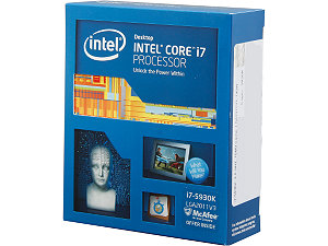 Intel Core i7-5930K Processor  (15M Cache, up to 3.50 GHz)