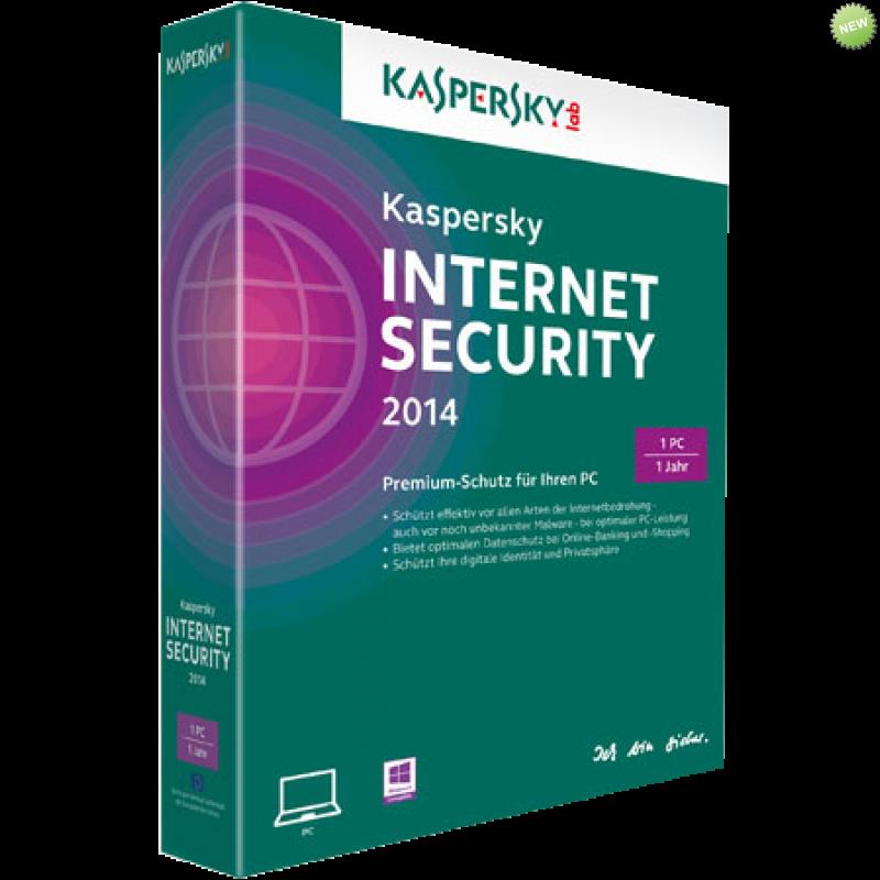 Kaspersky Internet Security 2015/1PC