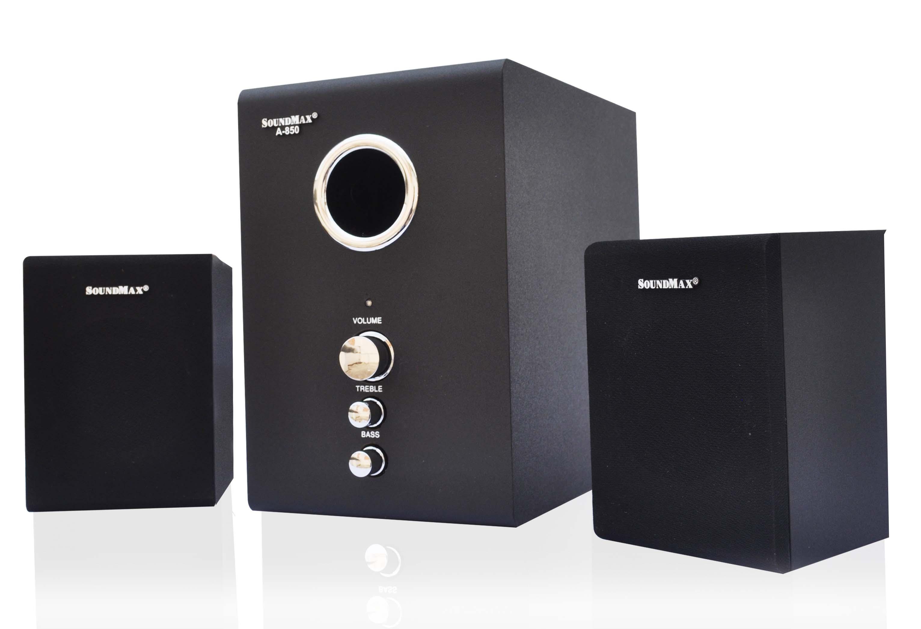 Loa SoundMax A850/2.1
