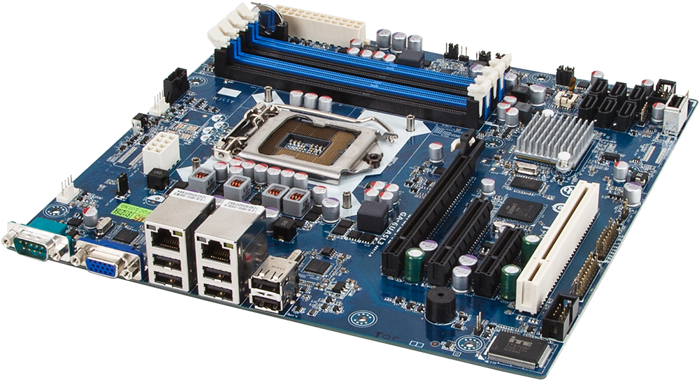 Main Server Gigabyte GA-6UASL3, Socket 1150 (GA-6UASL3)