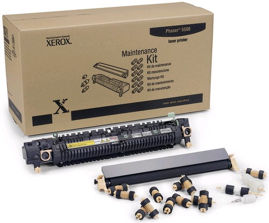 Maintenance Kit Fuji Xerox 220v DocuPrint M355DF/P355D