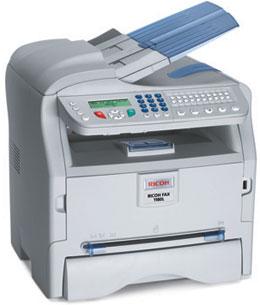 Máy Fax Ricoh 1180L Laser trắng đen