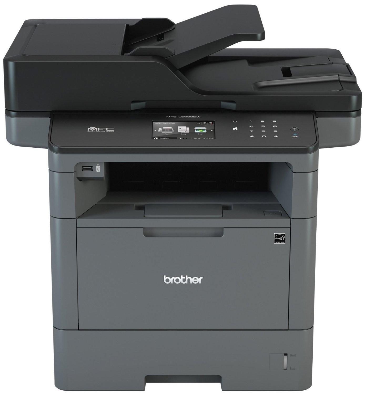 Máy in Brother MFC–L5900DW, Duplex, Wifi, Laser trắng đen