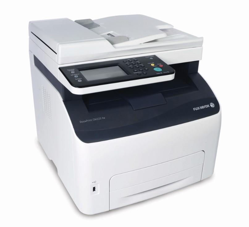 Máy in đa năng Laser màu Fuji Xerox DocuPrint CM225fw