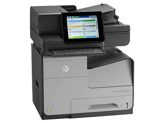 Máy in HP Officejet Enterprise Color Flow MFP X585z (B5L06A)
