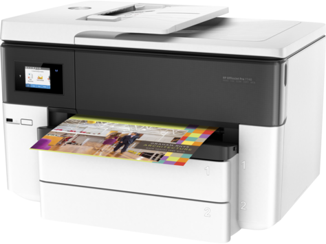 Máy in HP OfficeJet Pro 7740 Wide Format All-in-One Printer (G5J38A)