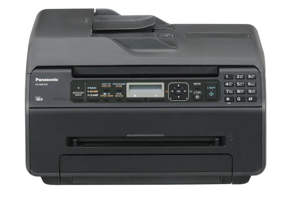 Máy in Pansonic KX MB1530 In, Fax, Copy, Scan