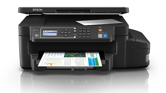Máy in phun đa năng Epson L605 Wi-Fi Duplex All-In-One