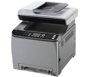 Máy in Ricoh Aficio SPC242SF, In, Scan , Copy , Fax, Laser màu