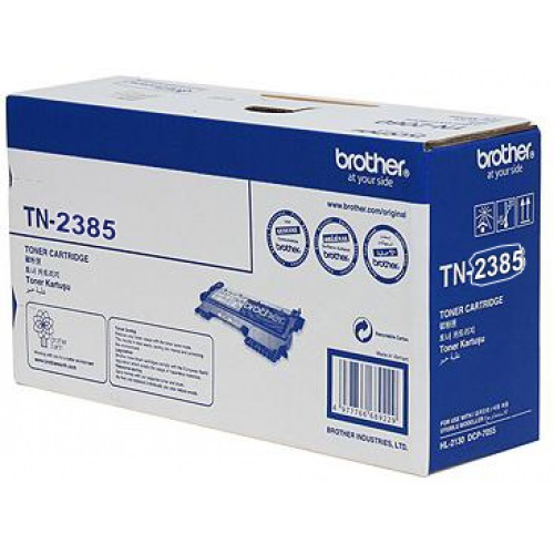 Mực in Brother TN 2385 Black Toner Cartridge (TN 2385)