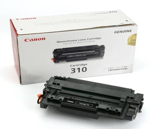 Mực in Canon 310 Black Toner Cartidge