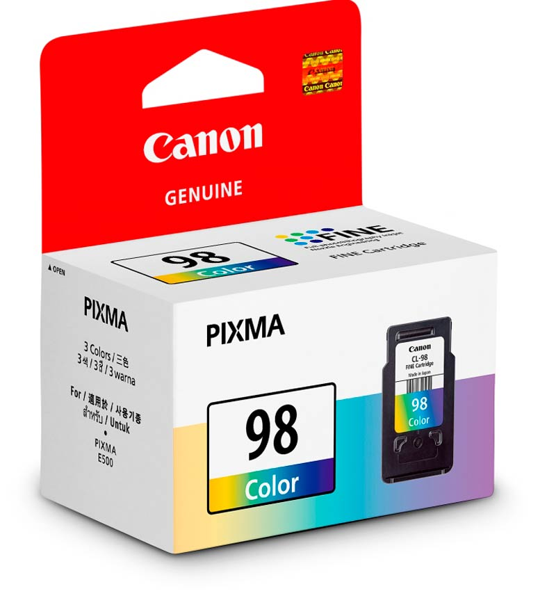 Mực in Canon CL 98 Color Ink Cartridge