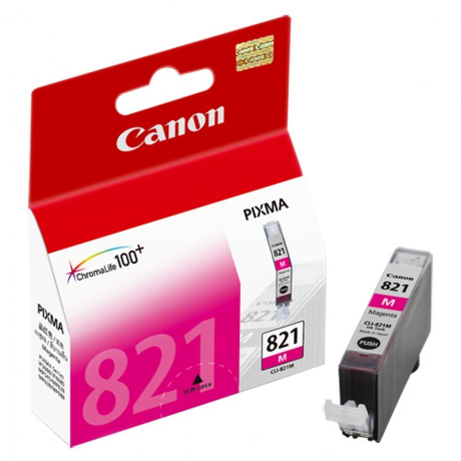 Mực in Canon CLI 821 Magenta Ink Tank