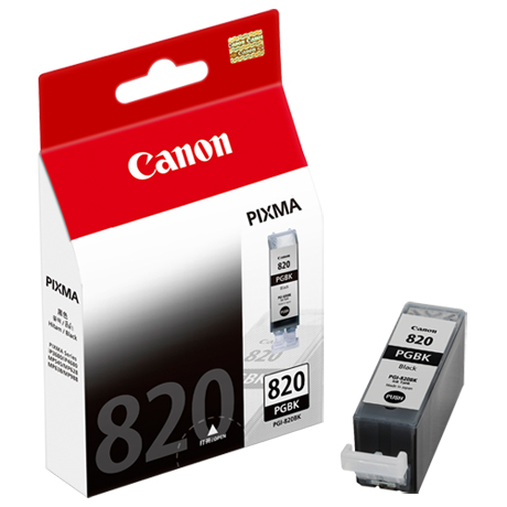 Mực in Canon PGI 820 Black Ink Tank