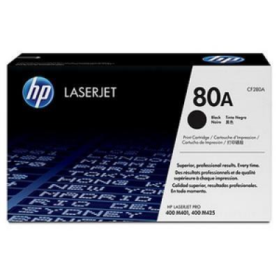Mực in chính hãng HP 80A Black LaserJet Toner Cartridge (CF280A)