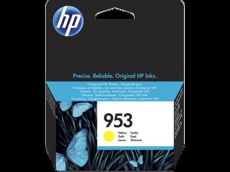 Mực in HP 953 Yellow Original Ink Cartridge (F6U14AE)