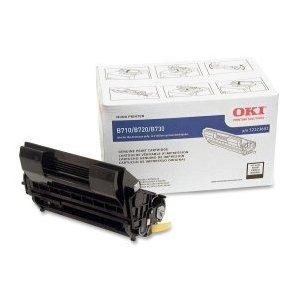 Mực in Oki B700 Laser trắng đen