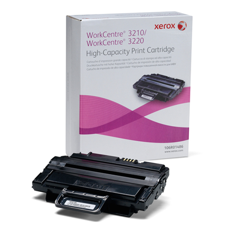 Mực in Xerox 3210/3220 Black Toner Cartridge (CWAA0776)