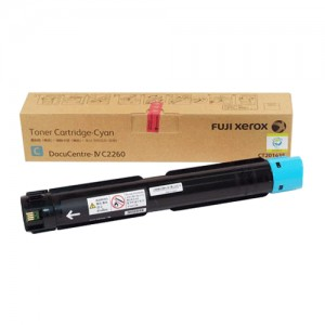 Mực xanh Photocopy Fuji Xerox DocuCentre-IV C2265 (CT201435)