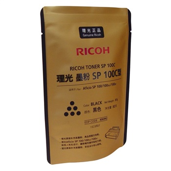 Nạp mực máy in Ricoh SP-100SF, Black Tone Cartridge (047334)