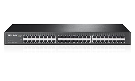 Switch TP-Link TL-SG1048, Loại 48 cổng tốc độ Gigabit