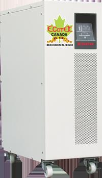 UPS 10.000VA SANTAK ONLINE 10KVA–MODEL C10K