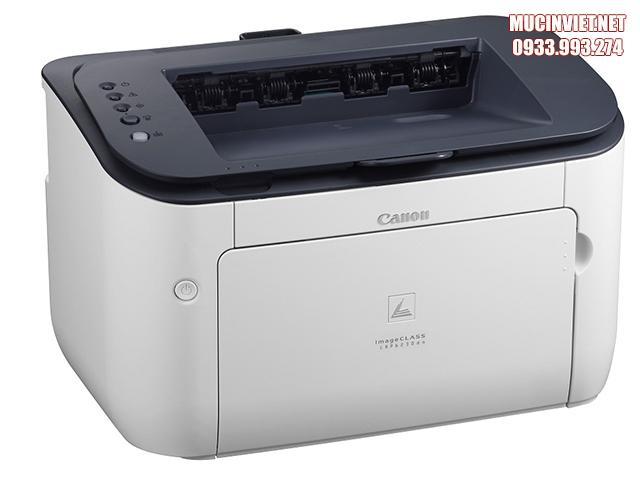 Sử dụng máy in Canon trong việc in ấn tài liệu