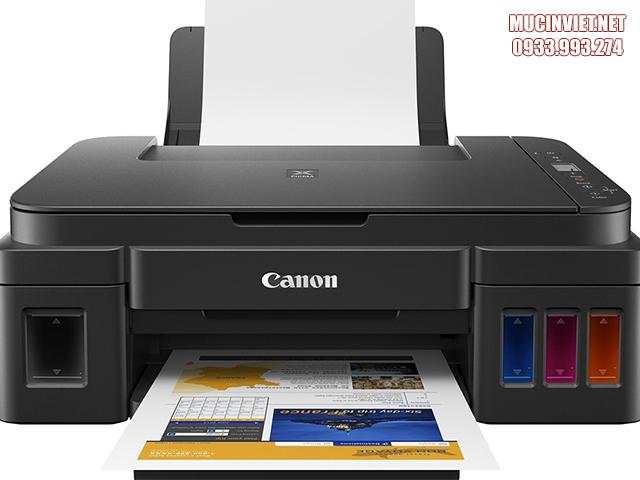 Giới thiệu về dòng máy in Canon